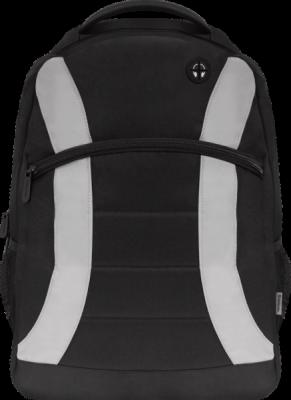"""Рюкзак для ноутбука Everest 15.6"""" черный, органайзер"""