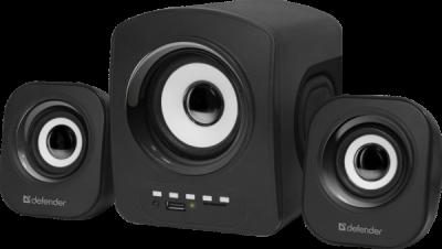 Акустическая 2.1 система Defender Z6 11 Вт, FM/MP3/USB