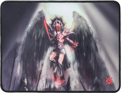 НОВИНКА. Игровой коврик Angel of Death M 360x270x3 мм, ткань+резина