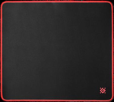 НОВИНКА. Игровой коврик Black XXL 400x355x3 мм, ткань+резина