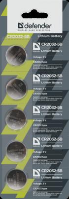 НОВИНКА. Батарейка литиевая CR2032-5B в блистере 5 шт