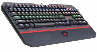 НОВИНКА. Механическая клавиатура Andromeda RU,подсветка,Full Anti-Ghost